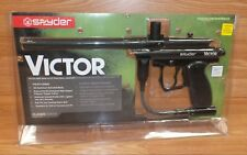 Classic Series Spyder Victor .68 Caliber Semi-Auto Paintball Marker *NEW-READ*