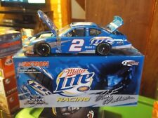 2005 RUSTY WALLACE 2 MILLER LITE  1 24TH SCALE DIECAST