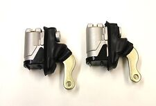 REAR WHEEL CYLINDERS (PAIR) WOLSELEY 4/44  WITH H/B LEVER  BOOTS