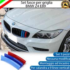 BMW Z4 E89 SET COVER PER GRIGLIA IN STILE BMW M SPORT AD INCASTRO CALANDRA