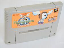 Super Famicom FLYING HERO Bugyuru Daiboken Nintendo Cartridge Only Japan sfc