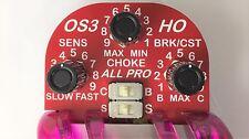 OS3 HO ALL Pro Slot Car Controller. Runs All HO cars.