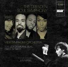 """MDR SYMPHONY ORCHESTRA """"THE DRESDEN SOUL SYMPHONY"""" CD"""