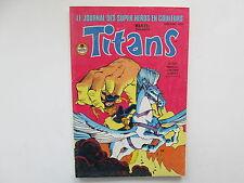 TITANS N°137 BE/TBE