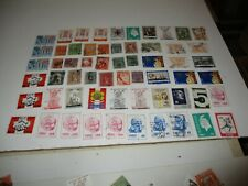 Postage Stamps: PERU, used, unsorted