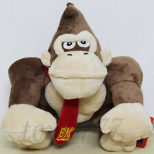 "Super Mario Bros. Donkey Kong 11"" Plush Toy Character Game Stuffed Animal Doll"