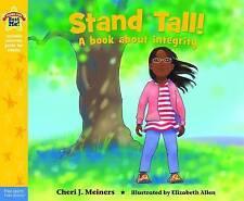 Stand Tall by Cheri Meiners, Elizabeth Allen (Paperback, 2015)
