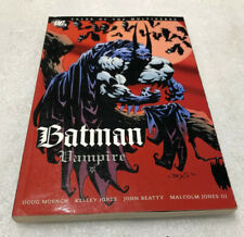 Batman: Vampire Moench, Doug