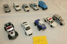 Matchbox - Superfast - Konvolut 10 unterschiedliche Modelle  Polizei - 6 -