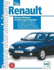 Renault Megane Scenic/Coupe/Cabriolet Baujahre 1995 bis 2000 - 9783716819999