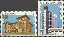 Timbres Europa Espagne 2672/3 ** lot 12515