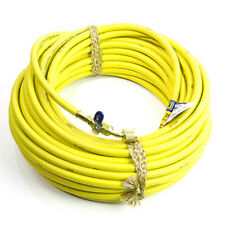 96 Yellow Jacket 29096 Plus II 1//4 Hose with Compact Ball Valve Yellow