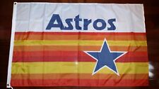 Houston Astros 3x5 Flag. US seller. Free shipping within the US!!!