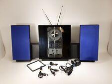 Bang Olufsen BeoSound 4000 CD/Cassette/AM FM w/ 6203 R Speakers Read Description