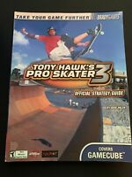 Tony Hawk's Pro Skater 3 Strategy Guide Gamecube