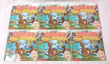 Lot 6 SCOOBY-DOO & THE WEIRD WATER PARK Jesse Leon McCann GUIDED READING Books