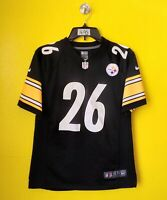 🏈 PITTSBURGH STEELERS # 26 LE'VEON BELL NIKE JERSEY BOYS-L (14-16)