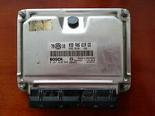 Sintonizzati!!! VW PASSAT ECU 1.9TDI 130 ortogonali 038906019GS IMMO OFF Plug & Play