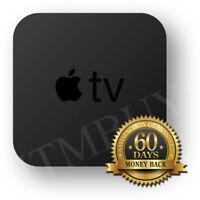 Apple TV 3rd Generation 8GB HD Media Streamer A1469   Fair Condition - Fast Ship