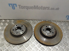 Ford Focus ST MK2 5DR Front brake discs PAIR