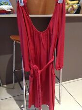 Burnt Orange Ladakh Dress size 8