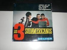 EP LOS 3 SUDAMERICANOS - CARTAGENERA + 3 - BELTER 1965 - VG+