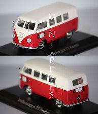 Norev Volkswagen TI Kombi Blanc / Rouge 1955 1/43 840216