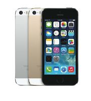 Apple iPhone 5S 16GB 32GB 64GB (AT&T Phone) 4G LTE iOS Smartphone - All Colors