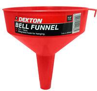 Dekton 7 1/2'' Funnel Set