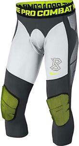Nike Pro Combat HyperStrong 3/4 Baseball Sliding Pant Sz S NEW 634674 060 RARE