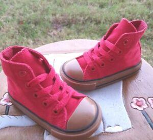 Converse HI RED Boys' Toddler 5C