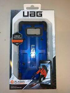 UAG Plasma Series Case for Samsung Galaxy S8 - Blue/Black