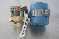 Fisher Rosemount Control 1151GPE22 Transmitter USED