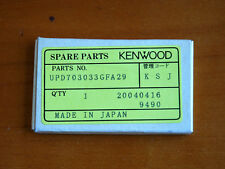 NOS Kenwood UPD703033GFA29 microcontroller for Kenwood automotive CD/MP3 player
