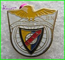 Pin's JEN Etoile Sportive ACQUIGNY ESA Sport Aigle #G1