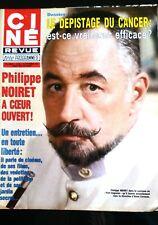 Ciné Télé 22/09/1983; Philippe Noiret/ T. Lhermitte/ Sacha Briquet/ L. Wilson