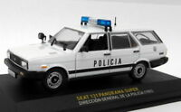 Unbranded 1/43 Scale diecast - UB10 Seat 131 Panorama super Policia 1981