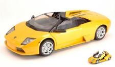 Lamborghini Murcielago Roadster 2004 Yellow 1:24 Motormax MTM73316YL