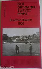 Old Ordnance Survey Map Bradford South Yorkshire 1905  Sheet 216.12 New