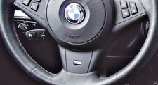 BMW E60 E61 M5 E63 E64 M6 2004-2010 Genuine M Sport Steering Wheel Trim