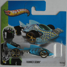Hot Wheels - Hammer Down hellblau Neu/OVP