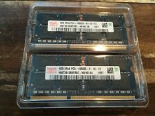 Apple 8GB (2x4GB) MacBook Pro Mac Mini Memory DDR3 SODIMM 1333MHZ 10600 SODIMM