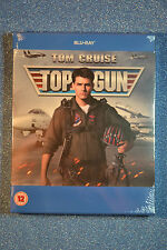 Top Gun Steelbook Bluray with Slipcase UK Zavvi Edition * New and Sealed*