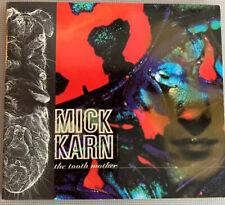 Mick Karn The Tooth Mother 1995 CD CMP Records Steven Wilson Richard Barbieri