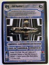 Star Wars CCG Gold Squadron 1 | Death Star II | NM/Mint + Bonus!
