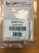 L-COM USB Adapter, Type A Female / Mini- B5 Male - UAD019FM
