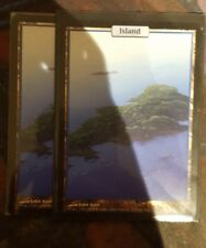 Mtg unhinged island x 1 great condition