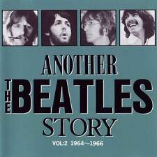 THE BEATLES ANOTHER BEATLES STORY 64-66 VOL2 CD JAPAN IMPORT OBI STRIP AB-02 NEW