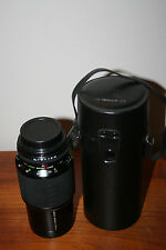 Sigma Zoom Lens for Pentax-K 1:3.5 70-150mm Multi Coated made in japan w/Case