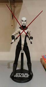Asajj Ventress Sideshow 1/6 Scale Figure Star Wars Clone Wars